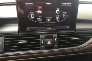 Audi System Multimedialny MMI 3G+ - Polskie Menu