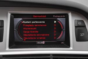 Audi Radio Nawigacja MMI 2G Basic - Polskie Menu