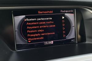 Audi System Multimedialny MMI 3G HDD - Polskie Menu