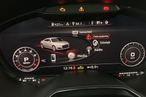Audi TT System Multimedialny MIB 2 - Polskie Menu