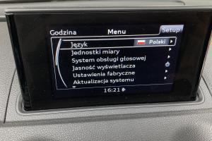 Audi System Multimedialny MSTD (Panasonic) - Polskie Menu