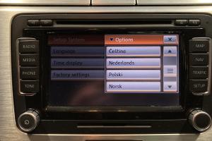 Volkswagen RNS510