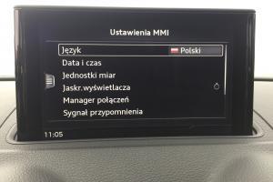 Audi System Multimedialny MIB 1 - Polskie Menu